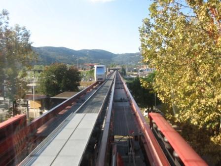 Perugia parcheggi e scale mobili for Mobili perugia